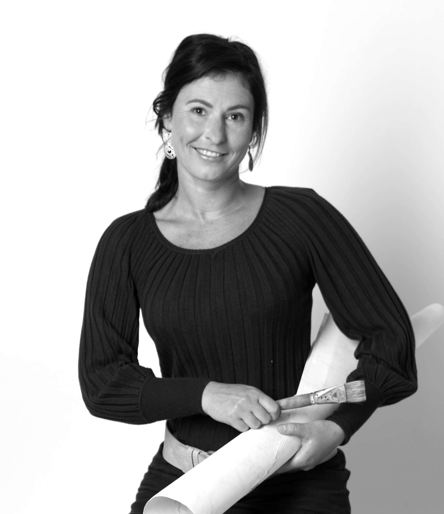 Unsere Dozentin Melanie Fehring-Schlatt
