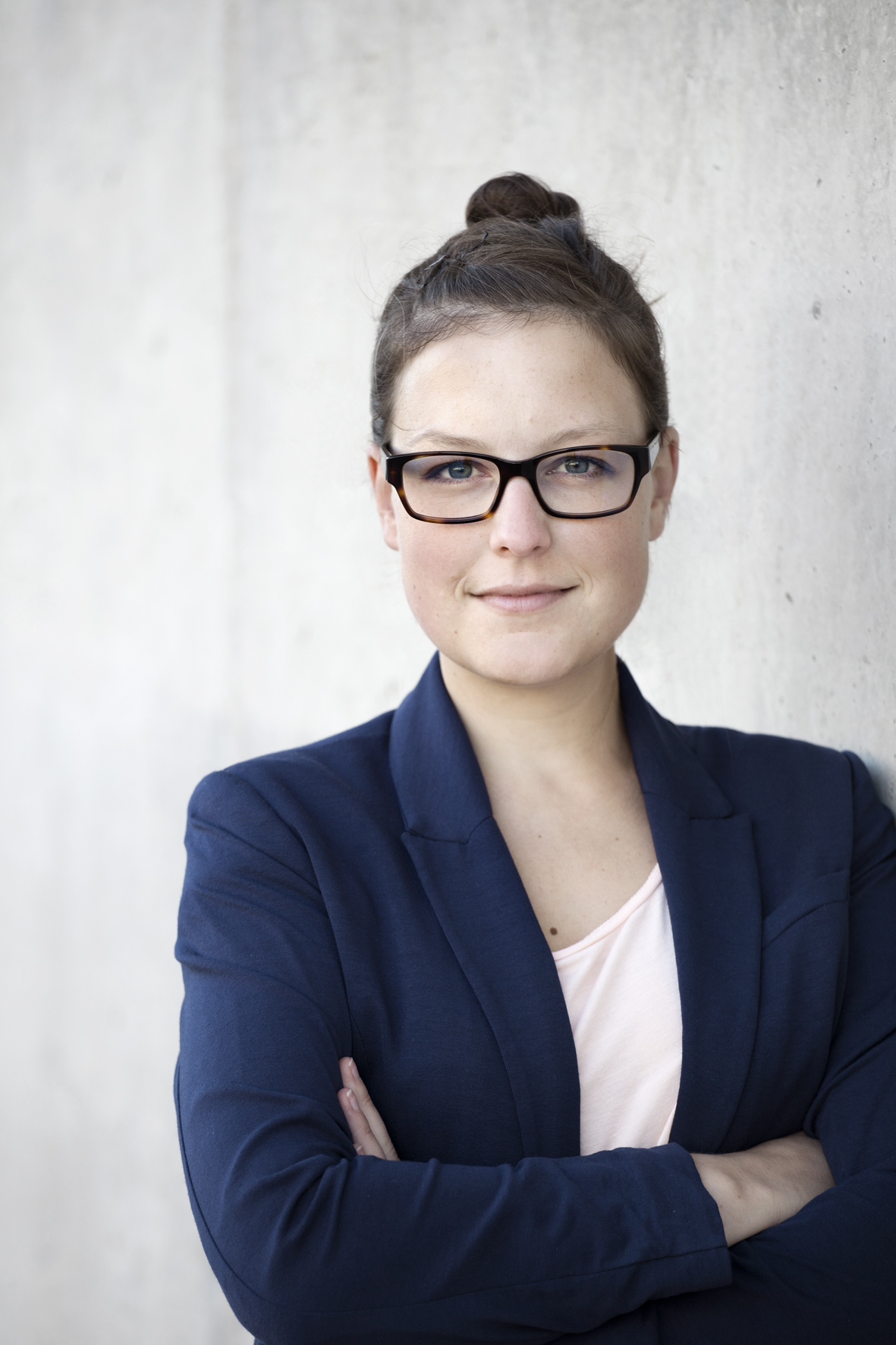 Unsere Dozentin Anne Ruppert