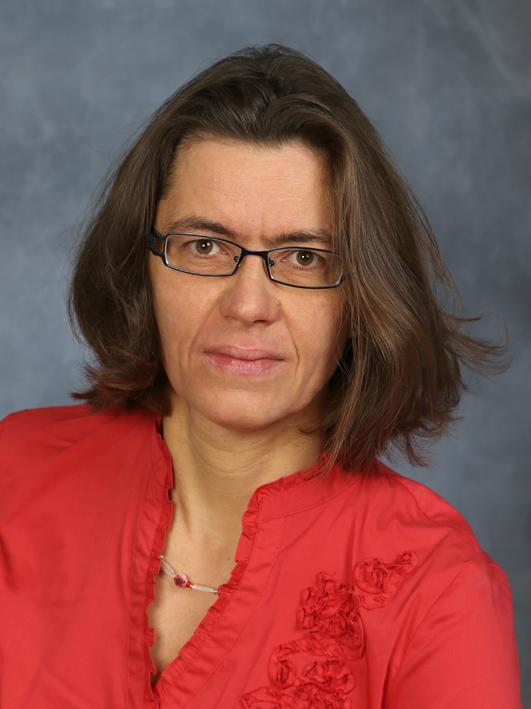 Unsere Dozentin Annette Alscher