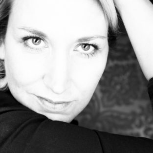 Unsere Dozentin Nina Pohl