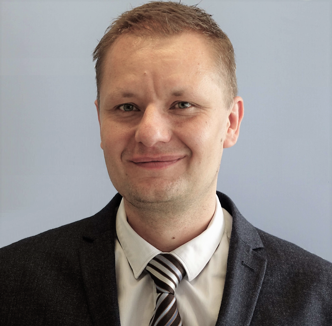 Unser Dozent André Bergmann