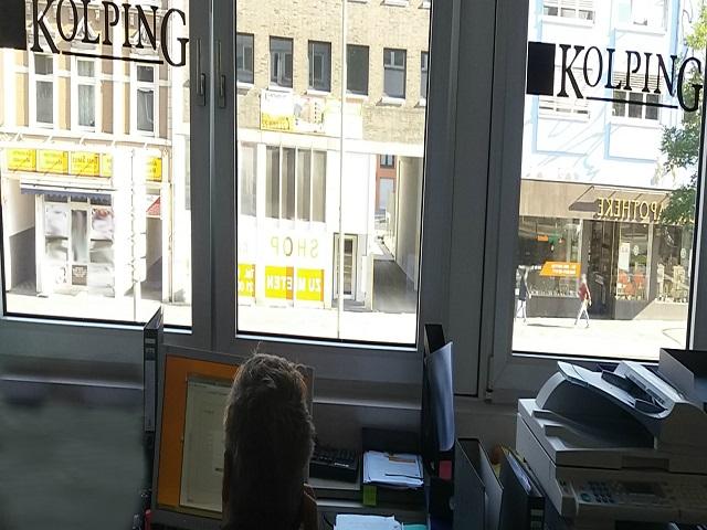 Büro Kolping Bildungszentrum Duisburg