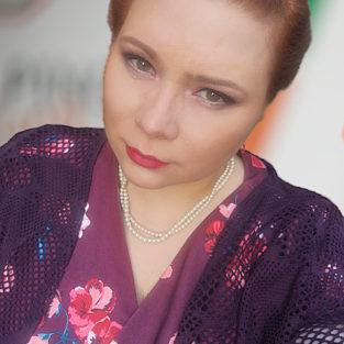 Unsere Mitarbeiterin Kathrin Densau